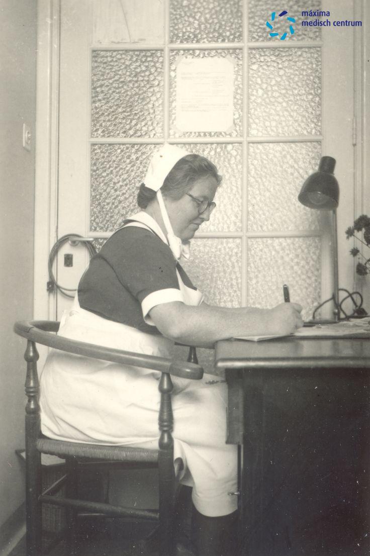 Gerda Diaconessenhuis Parklaan Eindhoven 1947