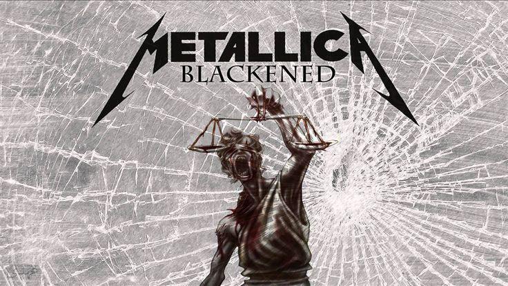 Metallica - Blackened (HD Audio Remastered)
