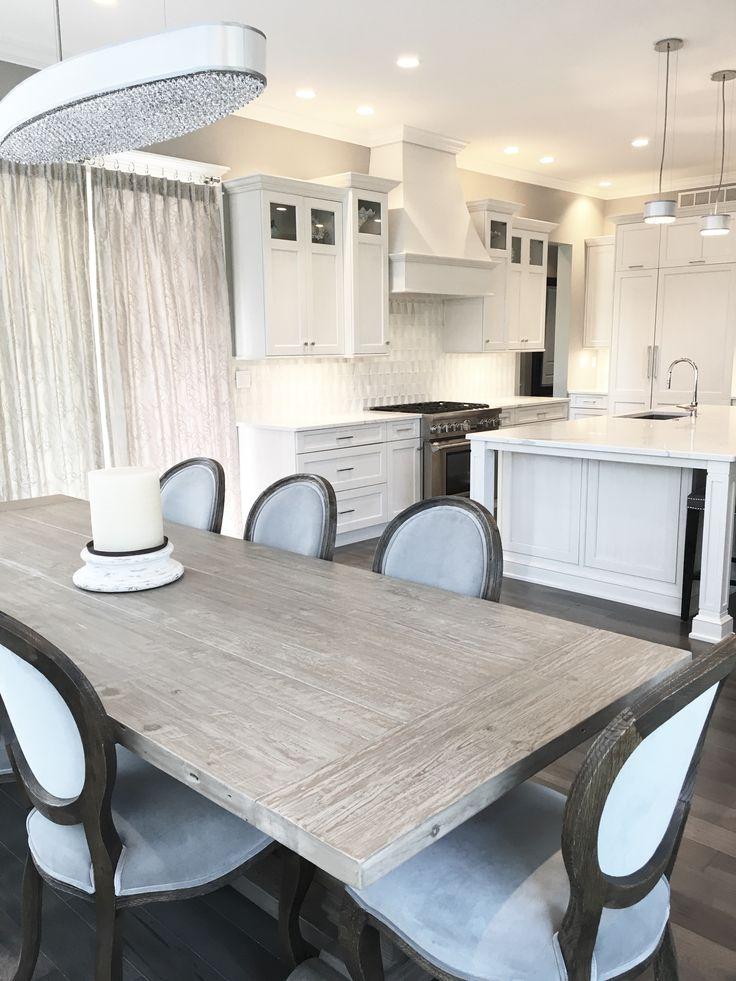 Rochester, NY Kitchen Design Glam kitchen, Bath tile