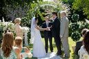 Free examples of funny wedding vows for you to incorporate into your wedding.