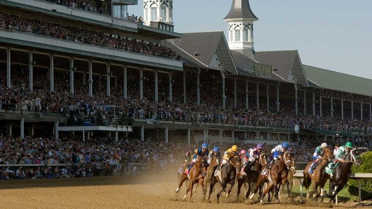 There's more to this racetrack than the Kentucky Derby.