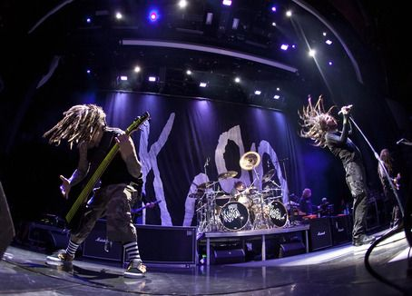Korn Tour Dates and Concert Tickets 2015