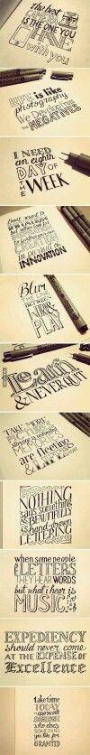 Typography~