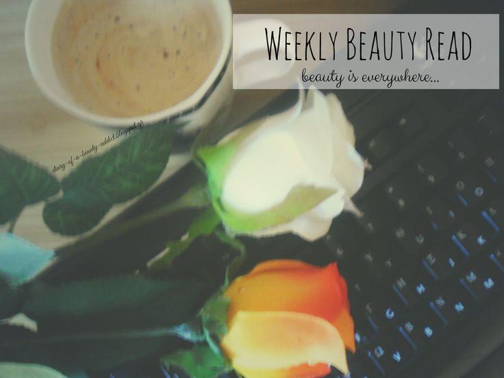 Weekly Beauty Read