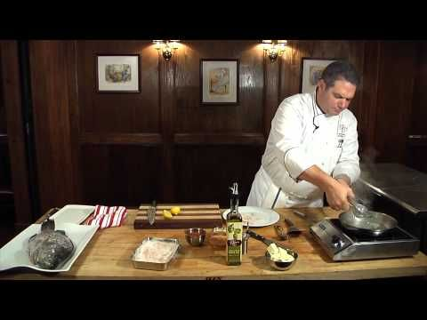 Ruffino 39 s pan roasted triple tail with lemon butter sauce for Triple tail fish recipes