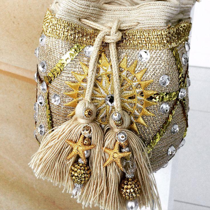 Wayuu Golden Sun Mini