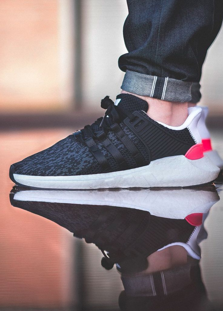 Adidas EQT Support 93/17 - Turbo Red/Black - 2017 (by thomas_1986)