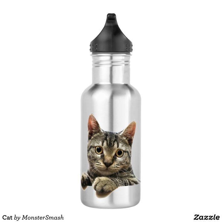 Cat 532 Ml Water Bottle
