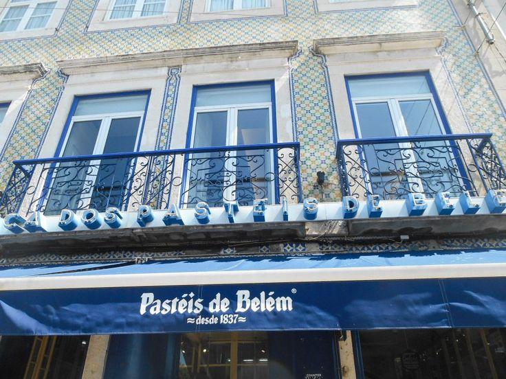 Mes bonnes adresses à Lisbonne : Pastéis de Bélem