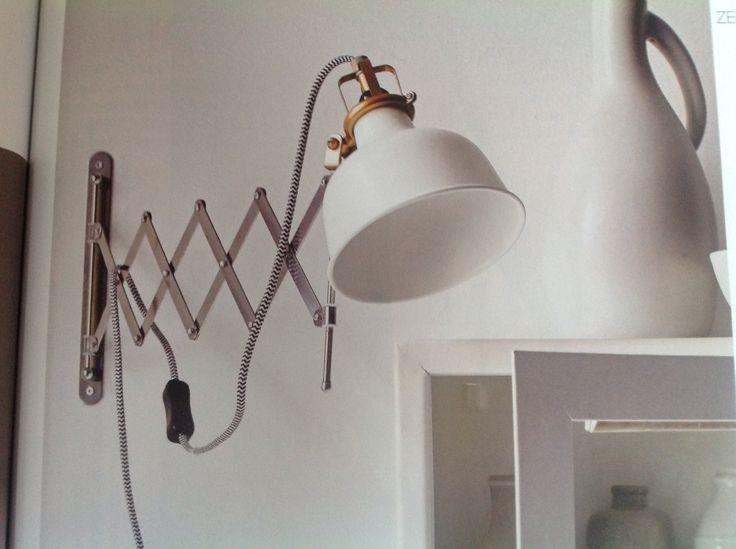 DIY wandlamp VT Wonen april 2014