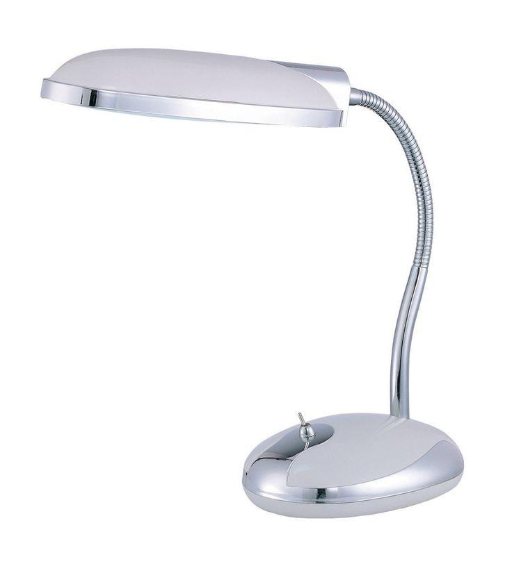 Light Source Laxta Desk Lamp Ls P 772c Wht With Images Lamp Modern Desk Lamp Lamp Light