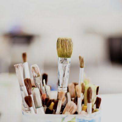paint brushes photography. paint brushes photography