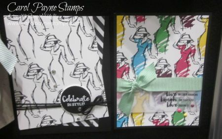 Stampin' Up! More Inspiration from OnStage!