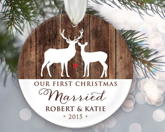121 best Personalized Christmas Ornaments images on Pinterest