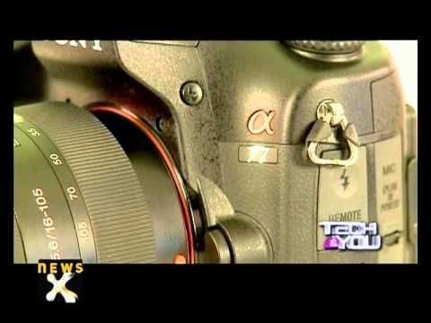 Tech and You: Sony Alpha77 DSLR Camera review @ http://www.newsx.com/videos/sony-alpha77-dslr-camera-review