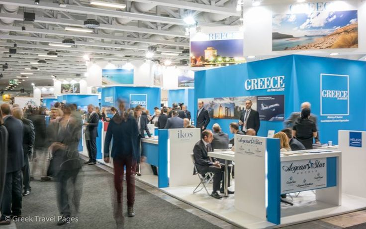 Greece @ ITB 2017 – Photo Report by GTP.