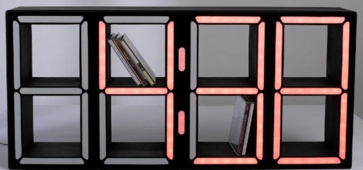 17 beste idee n over cd rekken op pinterest cd opslag dvd opslag planken en cd houder - Office opslag tip ...