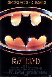 Watching the original Batman (1989) movie with Jack Nicholson and Michael Keaton on HBO It's still my favorite Batman movie and Jack is easily my favorite Joker http://www.imdb.com/title/tt0096895/