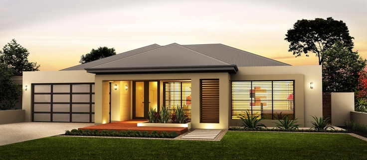 21 best images about facades on pinterest house design for Home designs western australia