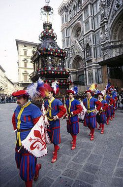 DECK THE HOLIDAY'S: SCOPPIO DEL CARRO FROM ITALY!!!