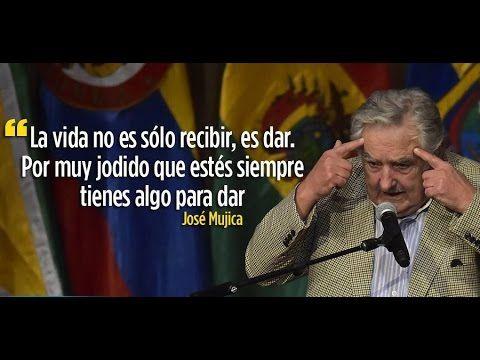 Emotivo discurso de José (Pepe) Mujica condecorado en Unasur - Iniciativa Debate