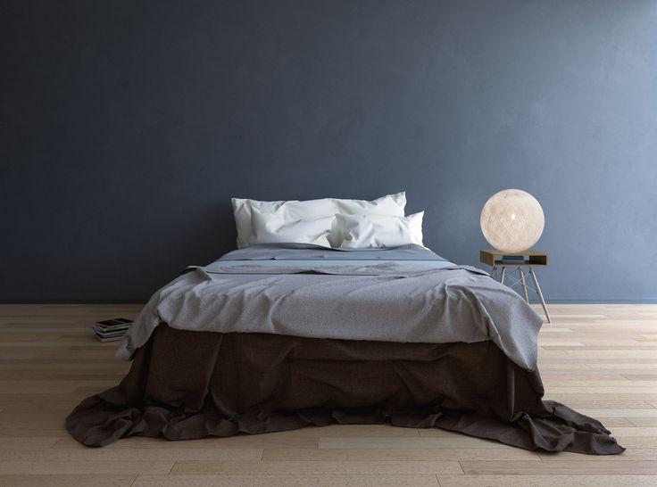 Lampada color WHITE, realizzata completamente a mano con fili di cotone.  Dimensione S, 25 cm di diametro.