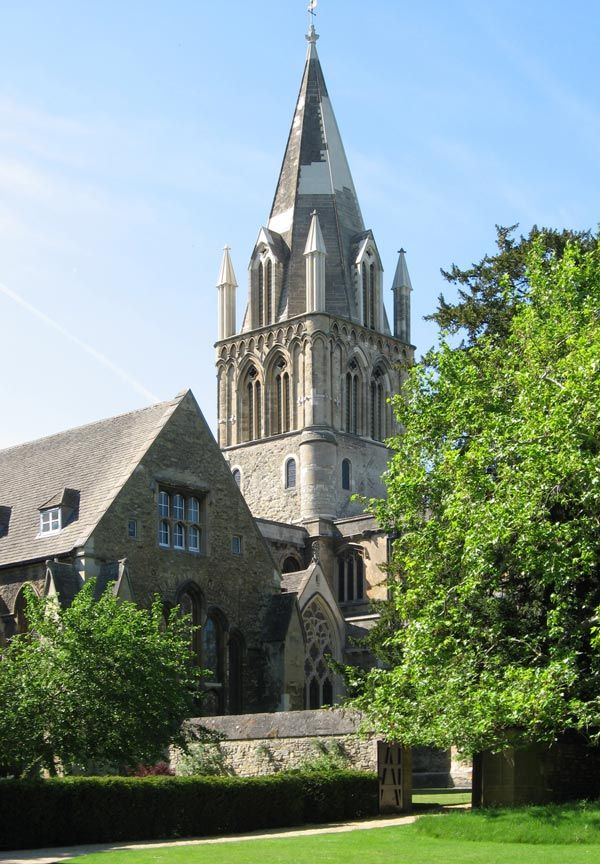 Welcome to Oxford's Cathedral at Christ Church | Christ Church, Oxford--Go to Evensong