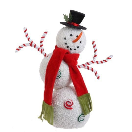 Cute Snowman: Christmas Crafts, Snowman Christmas, Christmas Decorations, Raz Candy, Candy Wonderland Wacky, Raz Beaded, Beaded Snowman With, Christmas Ornaments, Christmas Ideas