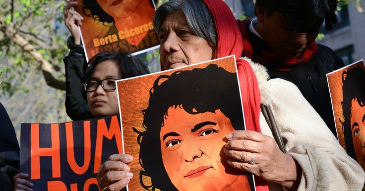 Leaked court documents obtained by the Guardian and reported on Tuesday appear to corroborate a whistleblower's claim that U.S.-trained special forces within the Honduran military were responsible for the death of prominent Indigenous land defender Berta Cáceres last