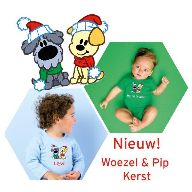 Woezel & Pip Kerstafbeelding! #woezelenpip #kerst