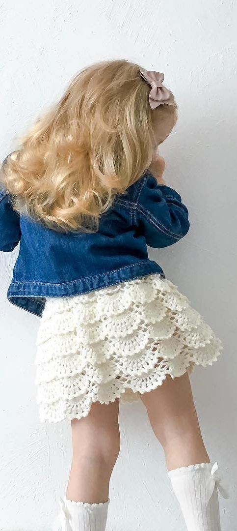 TOP 30 Fabulous FREE Patterns For Crochet Skirts 2019 – Page 9 of 30