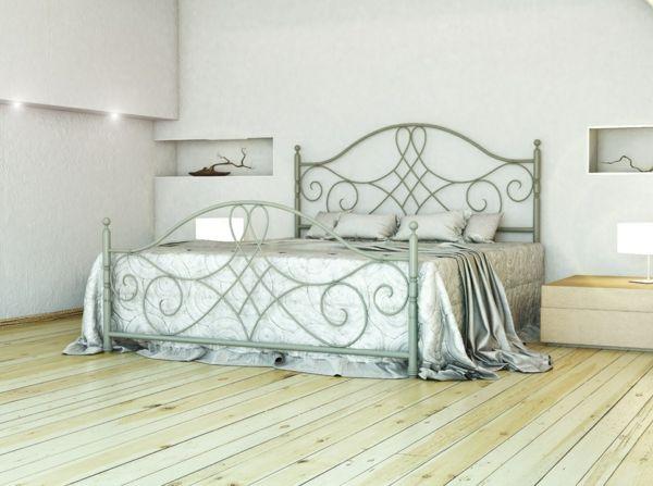 271 best Schlafzimmer Ideen u2013 Betten, Kleiderschränke, Kommoden - schlafzimmer mit metallbett