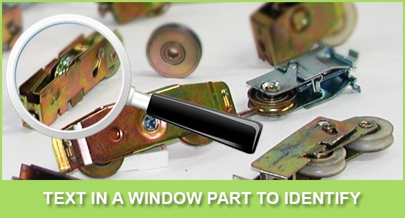 Window Repair Parts text to 847-305-6372