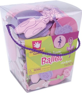Ballet Shoes Cheap Card Board