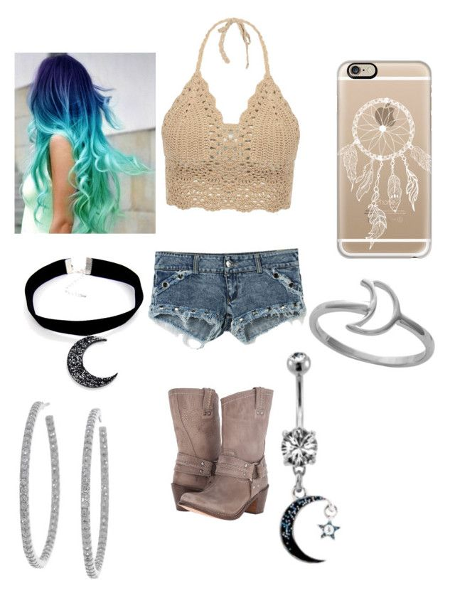 """""""Street racing outfit"""" by purdysrebel on Polyvore featuring Frye, Sterling Essentials and Casetify"""