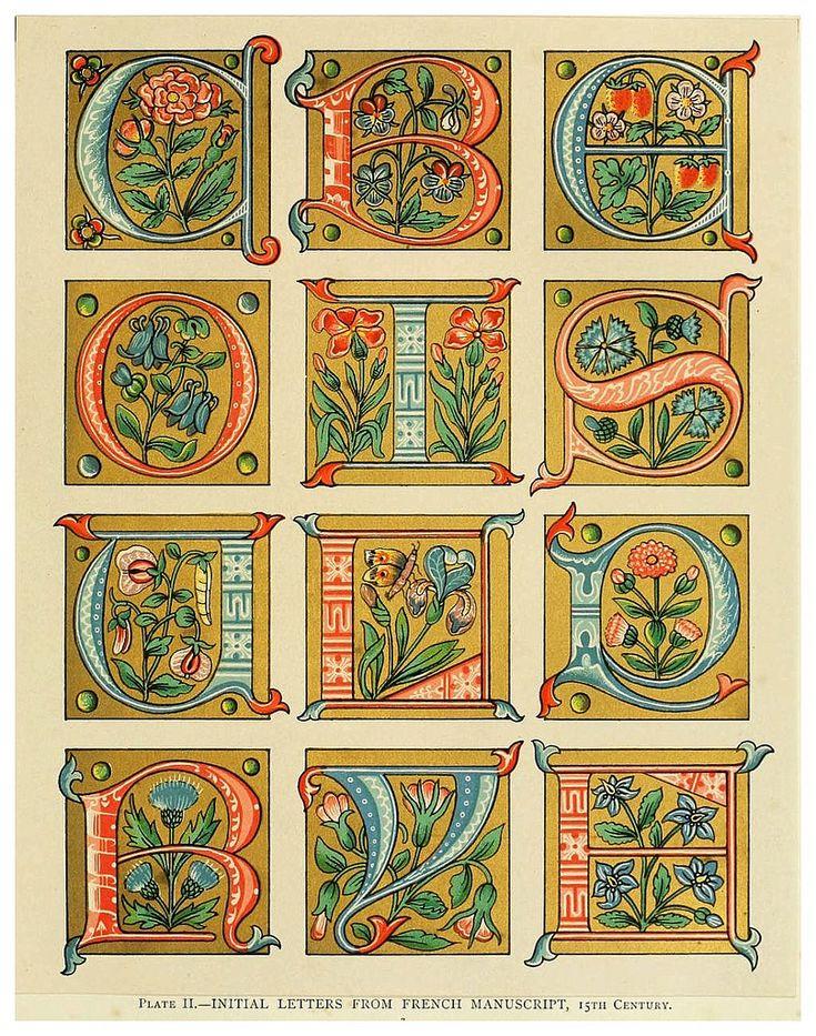 006-Lessons in the art of illuminating…1880- William John Loftie