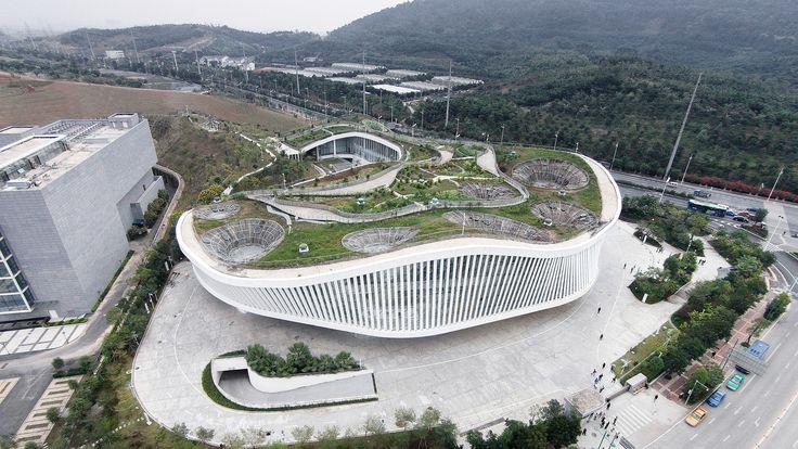 Nanning Planning Exhibition Hall  / Z-STUDIO + ZHUBO DESIGN