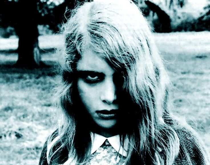 It's possible your love for 'Night of the Living Dead' and other zombie titles indicates a deep disdain for all of humanity...