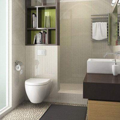 25 melhores ideias sobre banheiros modernos e baratos no for Azulejos economicos df