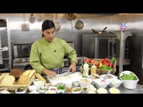 How to Make Pinwheel Sandwiches : Sandwich Recipes (+playlist)