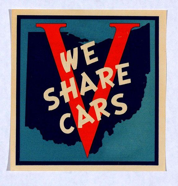 we share cars