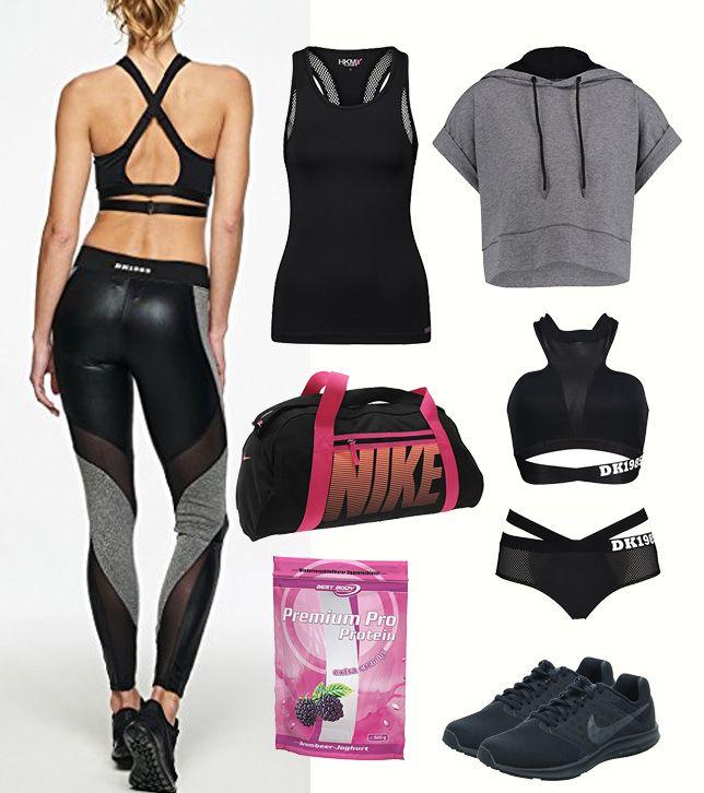 25 best ideas about damen leggings sport on pinterest. Black Bedroom Furniture Sets. Home Design Ideas