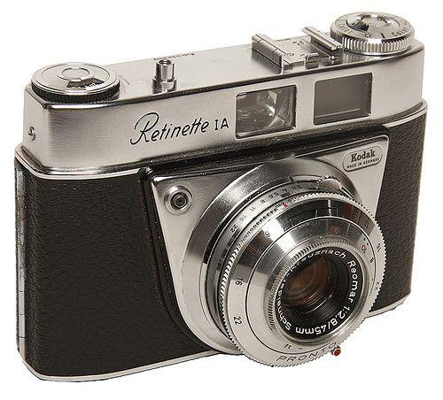 Kodak Retinete IA