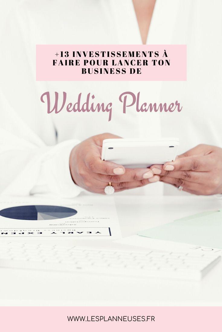 Un Business De Wedding Planner Combien Ca Coute Les Planneuses Wedding Planner Wedding Planner Binder Planner Organisation