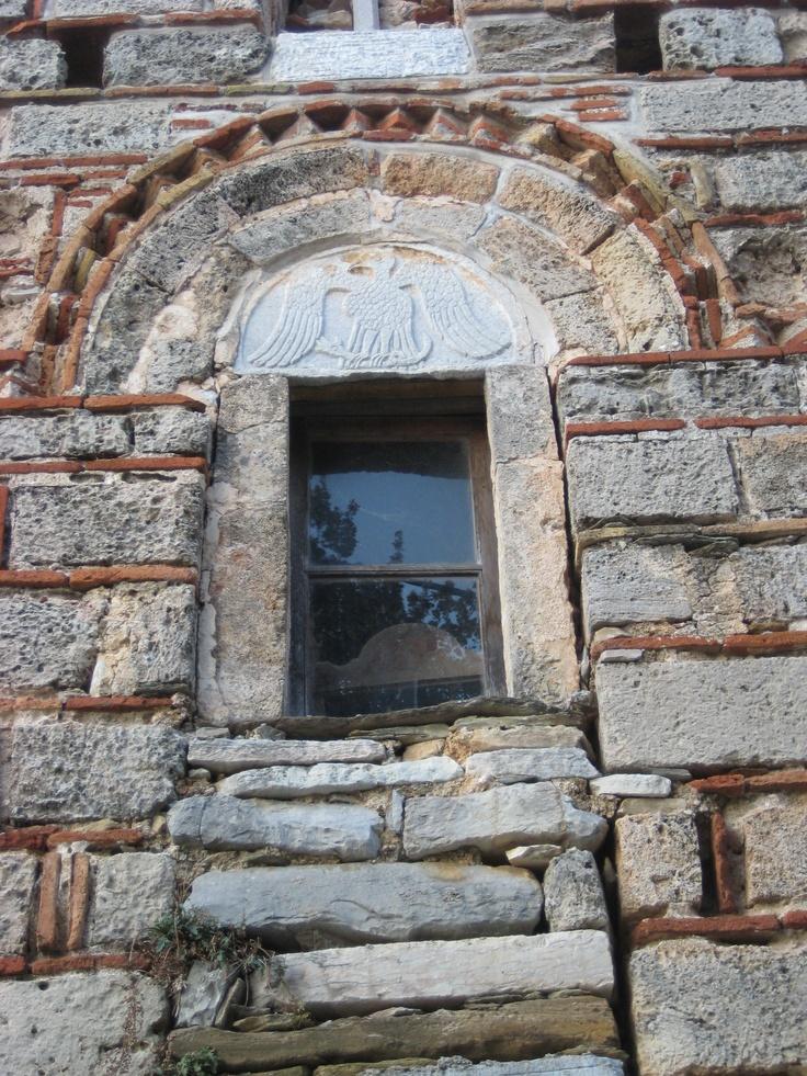 Church at Kastania, Mani, Greece