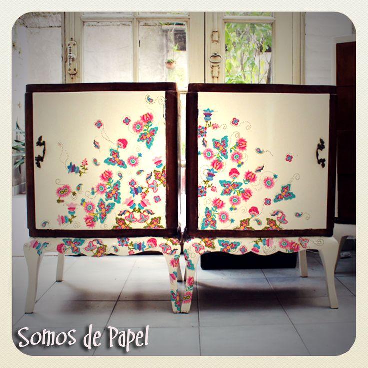 8 best Nuestros Muebles images on Pinterest | Furniture, Decoupage ...