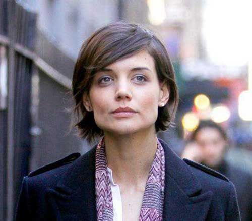 Katie Holmes Bob Pictures You Should See | Bob Hairstyles 2015 - Short Hairstyles for Women