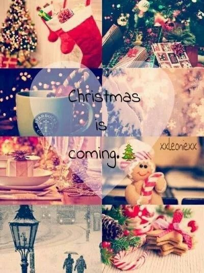 Chrismas is coming