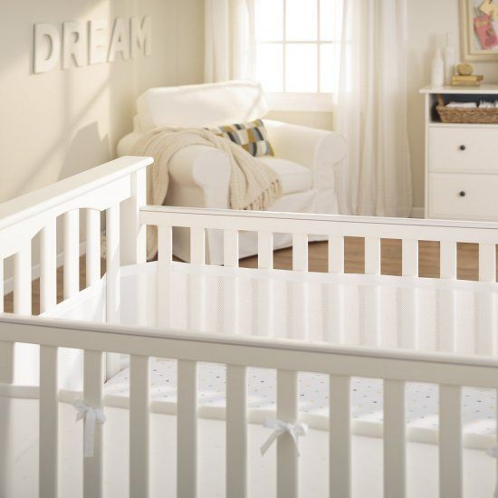 BreathableBaby - Breathable Cot Bumper