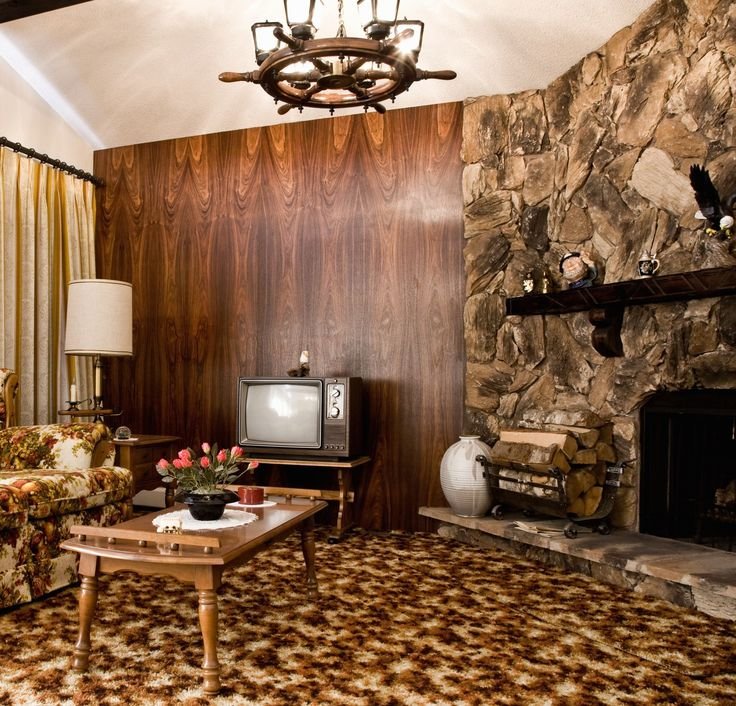Children of the 70s will remember these home trends